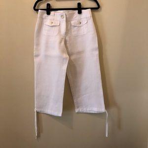 Michael Kors Linen Pants